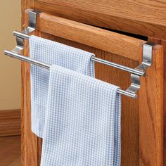 Interdesign Over The Cabinet Towel Bar InterDesign,http://www ...