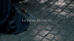 Outlander S2E04 La Dame Blanche Title Screen