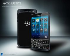 BlackBerry 10 N-Series (QWERTY) Device Concept