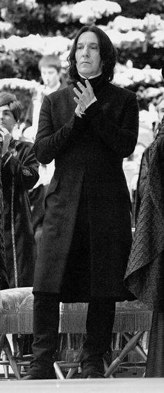 xpolyjuicepotion:  Severus snape