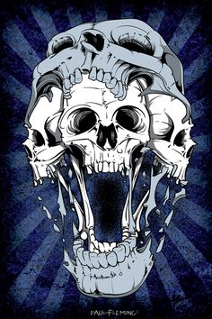 Skull In Skull by Oblivion-design on DeviantArt