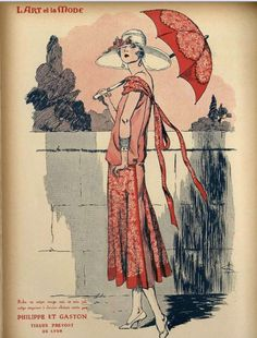 L'Art et la Mode - 1924