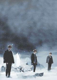 Chen Baekhyun and Luhan: miracles in december