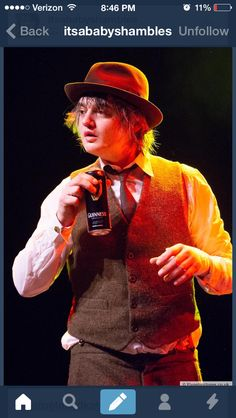 Pd Pete Doherty, The Libertines, Fashion, Actor, Men, Style, Moda, Fashion Styles, Fashion Illustrations
