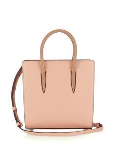 Paloma small grained-leather cross-body bag | Christian Louboutin