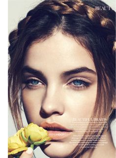 visual optimism; fashion editorials, shows, campaigns & more!: she's got it: barbara palvin by jason hetherington for uk marie claire march ...