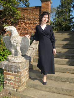 Lovely 30s style from etsy shoppe