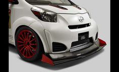 Scion EVS iQ-RS, by Michael Chang of Evasive Motorsports