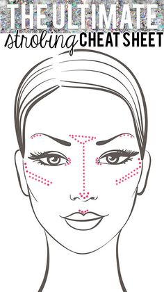 How to properly highlight your face to make your skin glow