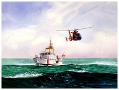 United States coast guard art - Bing Images