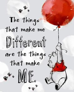 Winne The Pooh Quotes, Cute Winnie The Pooh, Winnie The Pooh Friends, Cute Quotes, Happy Quotes, Positive Quotes, Cute Cartoon Quotes, Happiness Quotes, Character Quotes