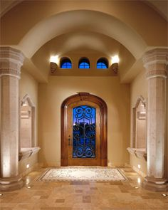 1000 images about custom entry ways on pinterest luxury for Entrance ways to homes