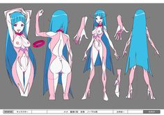 Find images and videos about manga, illustration and cute girl on We Heart It - the app to get lost in what you love. Character Model Sheet, Character Poses, Character Design References, Character Concept, Character Art, Mememe Anime, Figure Drawing, Drawing Reference, Concept Art Landscape