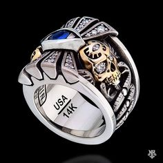 The original Eye of Providence ring debuted last year as a collaboration between NightRider and world-renowned artist David Uhl. We're now…