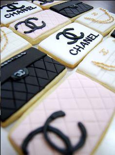 Galletas Chanel