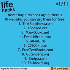 10 Useful Life Hacks!