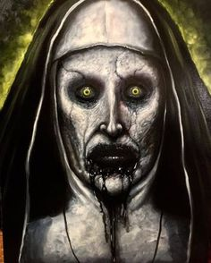 Image result for demon nun