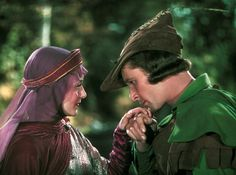 In ' The Adventures of Robin Hood', starring Errol Flynn, Robin Hood starts off with a companion named Will. Description from magicinkanddreams.blogspot.com. I searched for this on bing.com/images