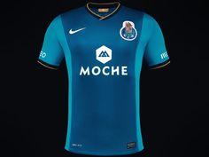 Porto FC Uniforme para a temporada 2013/14