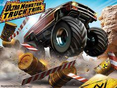 Ultra monster truck trial 1.07