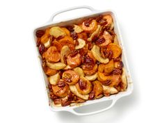 Whiskey-Glazed Sweet Potatoes recipe via #FNMag for #FNMag.