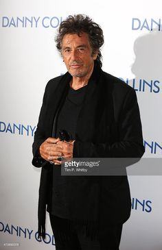 Al Pacino attends the UK Premiere of 'Danny Collins' at the Ham Yard Hotel on May 18, 2015 in London, England.