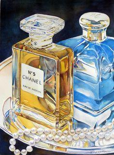 Chanel avec perles de Sue Lynn Cotton
