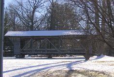 McCleery Covered Bridge - Fairfield Co., OH