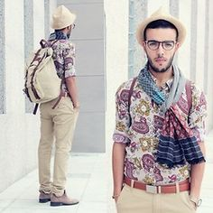 Faissal Yartaa - Glassesshop Evans   Brown, Hoodboyz, Mission Belt Steel, Hoodboyz Konrad Corduroy Back Men Bag Beige, Milanoo Cool Solid Color Cotton Fibers Straight Pants For Men - A Place With No Name