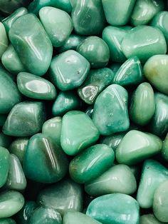 Tumbled Green Aventurine Crystal Healing Green Aventurine Quartz Tumbled Stone