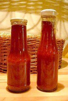 Egészséges ketchup házilag