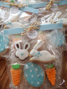 Páscoa - Cookies Decorados