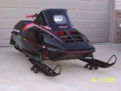 1988 Polaris Indy 650