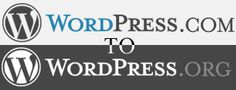 How To – Move From WordPress.com To WordPress.org