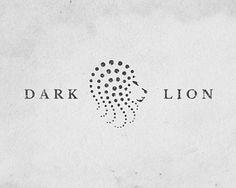 Dark Lion Logo Design Inspiration   #logo #design #inspiration #icon #gallery #logotype #identity #branding