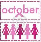 October or better known as breast cancer awareness month