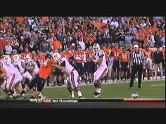 2011 Virginia Tech vs. Virginia Highlights.