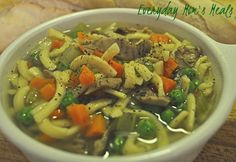 recipe: pheasant noodle soup recipes [12]