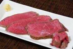 【ウマすぎ注意】炊飯器で作るローストビーフが最高に美味しい!肉汁を逃さず調理できる超簡単「真空調理法」