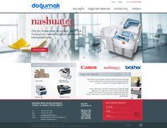 Doğumak Büro Sistemleri Web Tasarım Çalışması | Web Design