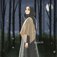 أَنْتِ قَلْبي в Instagram: «Artık bana düşen güzel bir sabırdır.🍃» Hijabi Girl, Girl Hijab, Girly Drawings, Cartoon Drawings, Muslim Girls, Muslim Women, Muslim Fashion, Hijab Fashion, Muslim Pictures