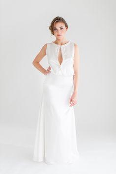 "Couture Bridal Dress ""Sophia"" Sina Fischer"