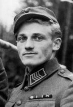 Paavo Suoranta (1917-2002) Knight of the Mannerheim Cross #88. Continuation War