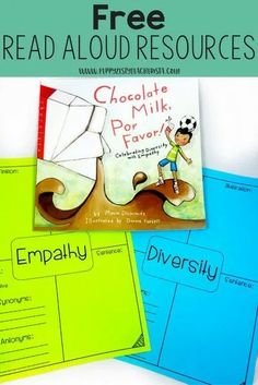 Kindness activities for kids are important now more than ever!  If you''re an elementary teacher - these free back to school ideas are perfect for you! Read aloud books for the month of September. Free read aloud activities to strengthen vocabulary strategies! Empathy and diversity activities for kids!