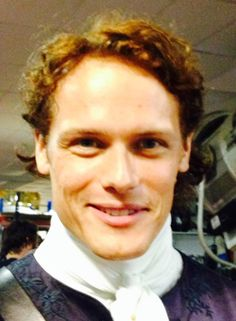 Sam Heughan, ye ken? : Photo