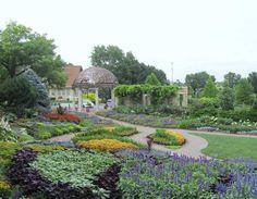 Sunken Gardens - Lincoln, Nebraska