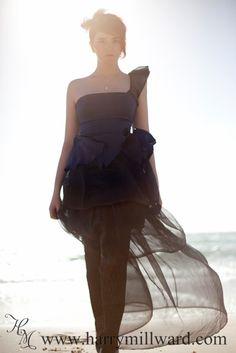 Photographer Harry Millward - Dress by Natasha Luscri