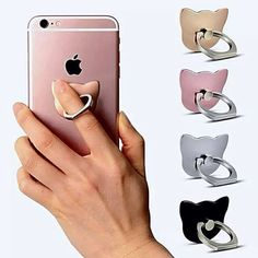 Delicious Uvr Unicorn Mobile Phone Stand Holder Unicorn Finger Ring Mobile Smartphone Holder Stand For Iphone Xiaomi Huawei All Phone Mobile Phone Accessories Mobile Phone Holders & Stands