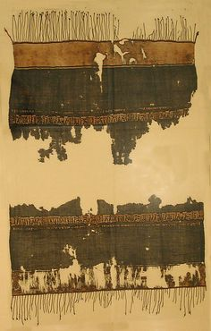 Fragment Date: 9th–10th century Geography: Egypt, Fayum Culture: Coptic Medium: Wool, linen; plain weave, tapestry weave Accession Number: 31.19.15
