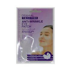 DERMAL Anti-Wrinkle Eye Patch (10 Packs) by DERMAL. $10.00